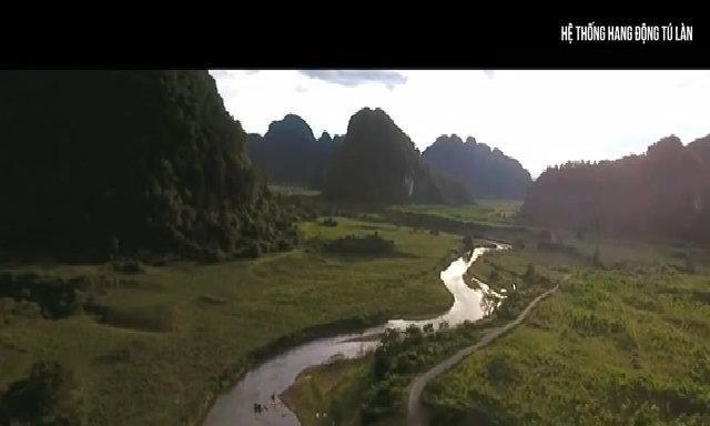 Quảng Bình tung clip quảng bá trước thềm công chiếu phim Kong