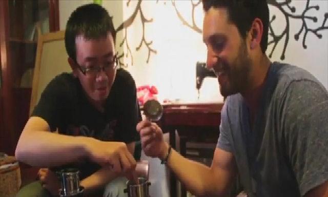Hành trình tìm cà phê Việt của BBC