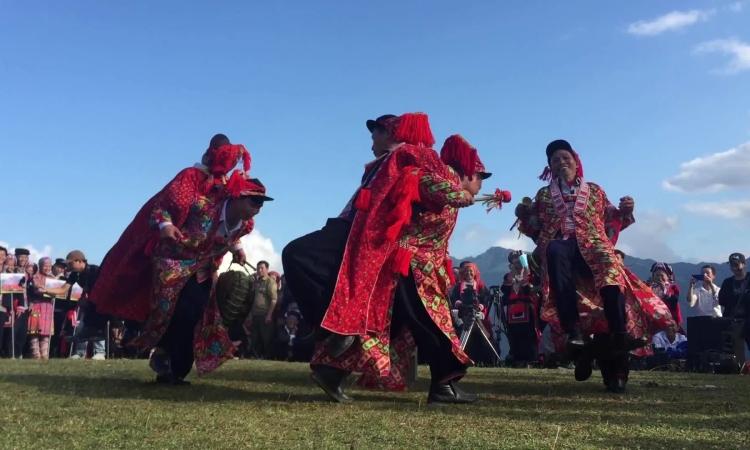 Lễ hội Bàn Vương của người Dao
