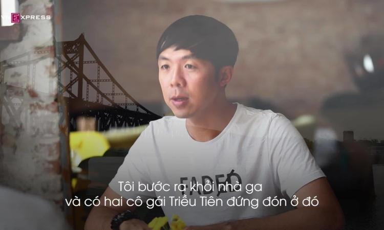 Ngô Trần Hải An và chuyến đi để đời đến Triều Tiên