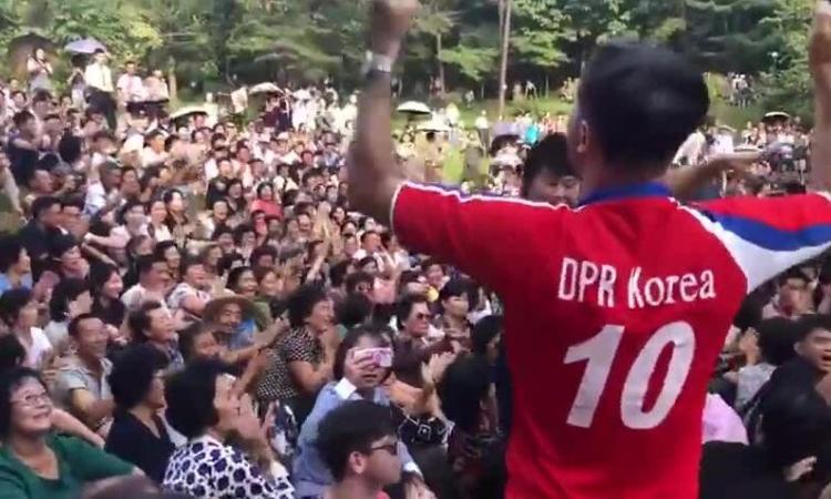 Người tới Triều Tiên hơn 60 lần