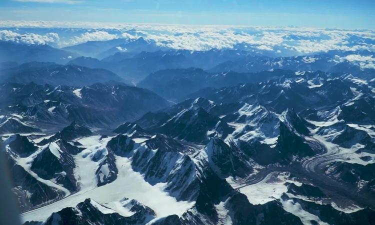 Vẻ đẹp 'nghẹt thở' của Ladakh