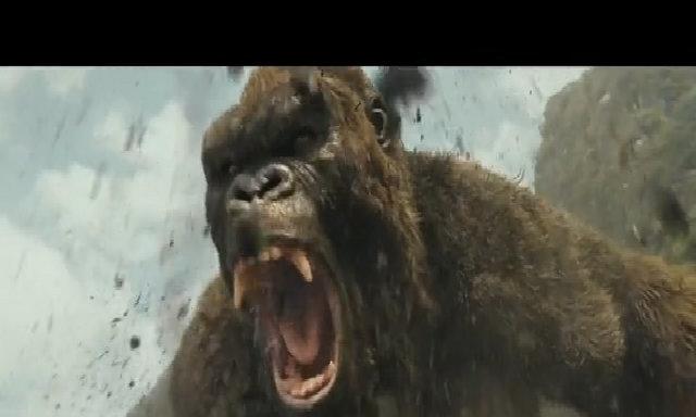 Trailer 'Kong: SKull Island'