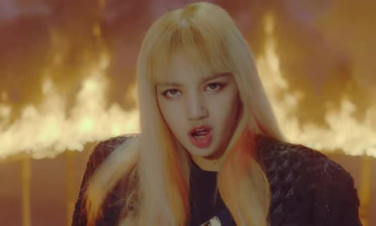 'Playing With Fire' của nhóm Blackpink