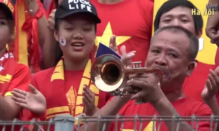 Triệu trái tim hướng về Olympic Việt Nam trong trận tranh HCĐ
