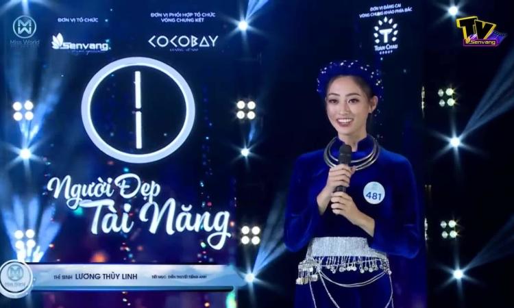 Khả năng tiếng Anh của tân Hoa hậu Thế giới Việt Nam 2019
