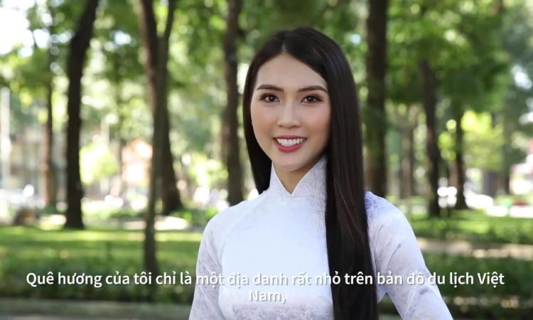 Tường Linh tại Miss Intercontinental 2017