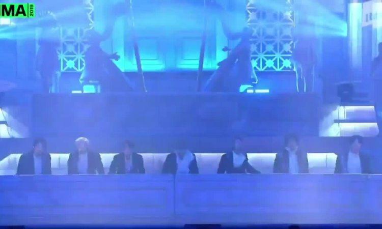 BTS dancebreak MMA