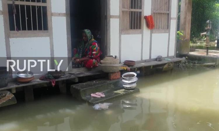 Lũ lụt ở Bangladesh