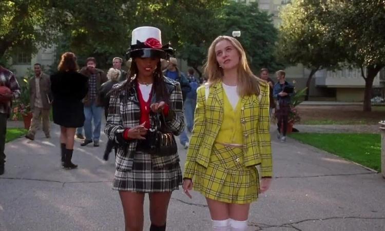 Thời trang trong phim 'Clueless'