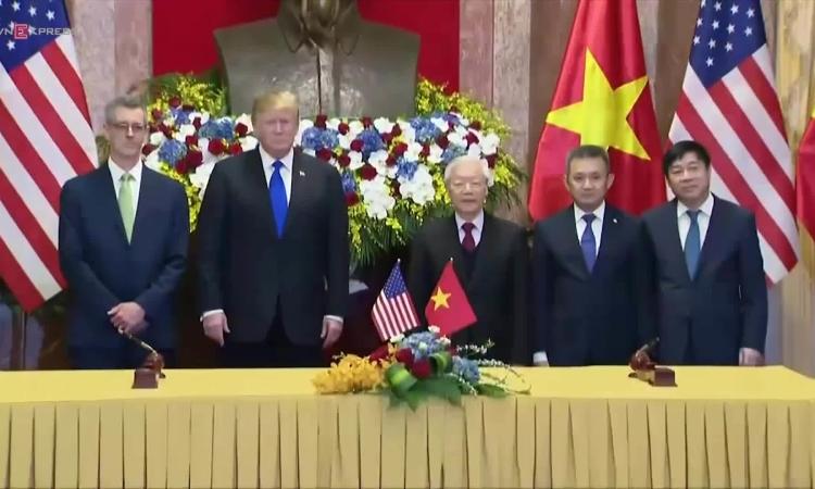 Vietnam Airlines bắt tay tập đoàn hàng đầu nước Mỹ phát triển công nghệ thông tin