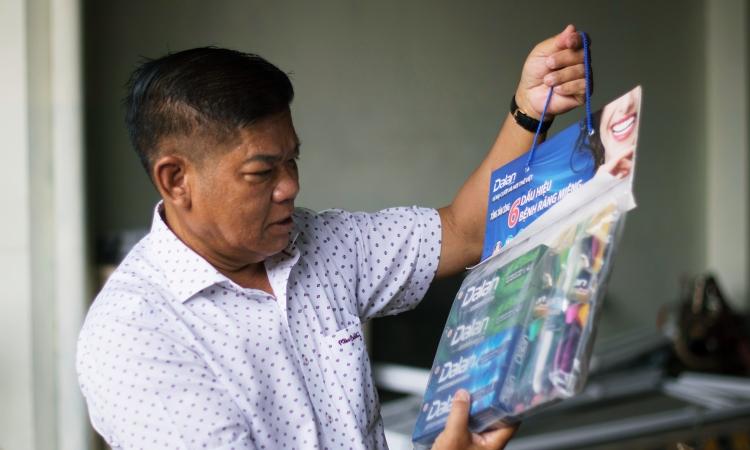 Ông Trịnh Thành Nhơn nói về quá trình liên doanh với Colgate