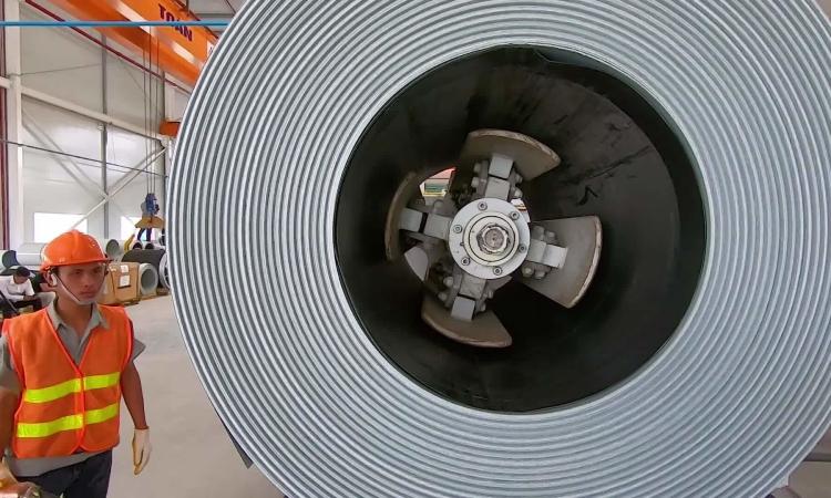 Nhà máy 10 triệu USD của Cách nhiệt Phương Nam