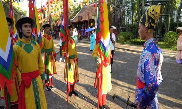 'Tinh hoa Việt Nam' tái hiện đời sống người Việt xưa