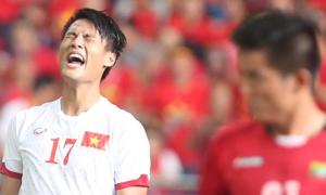 Nghiêm Xuân Tú hát chế an ủi U23 Việt Nam