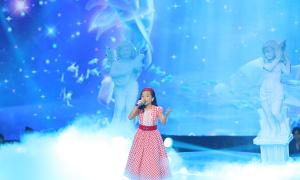 Bán kết 'Giọng hát Việt nhí'