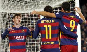 Barca 4-0 Real Sociedad