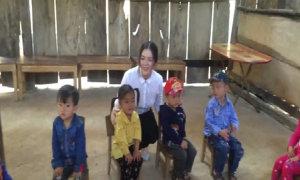 Lý Nhã Kỳ xây trường mầm non cho trẻ em Cao Bằng