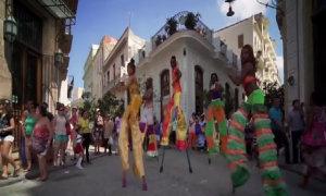 Những sắc màu cuộc sống tại Cuba