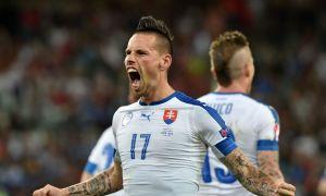 5 bàn đẹp nhất lượt hai vòng bảng Euro