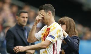 Italy 2-0 Tây Ban Nha