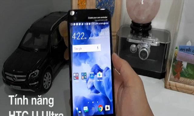 Tính năng của HTC U Ultra