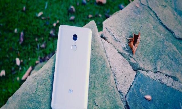 Thiết kế Xiaomi Redmi Note 4