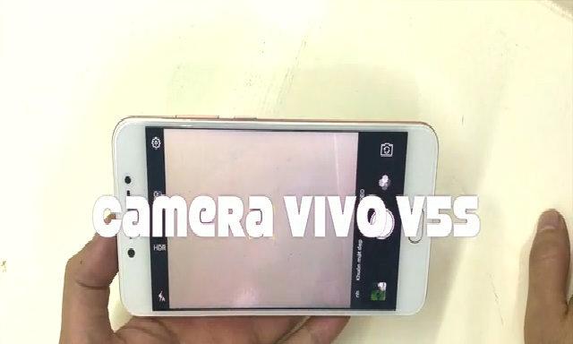 Camera Vivo V5s