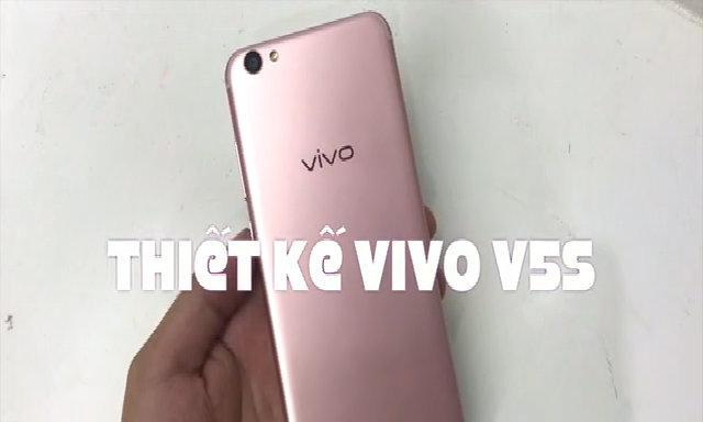 Thiết kế Vivo V5s