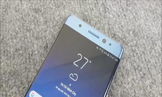 Galaxy Note FE tại Việt Nam