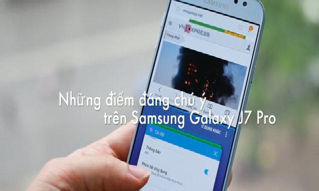 Đánh giá Samsung Galaxy J7 Pro