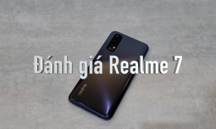 Đánh giá Realme 7