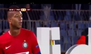 Tổng hợp trận Partizan 1-3 Inter
