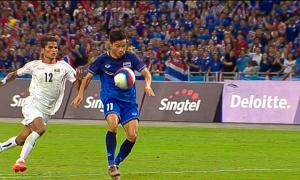 U23 Thái Lan 3-0 U23 Myanmar