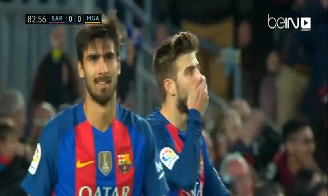 Barcelona vs Málaga CF (0-0) Số 3