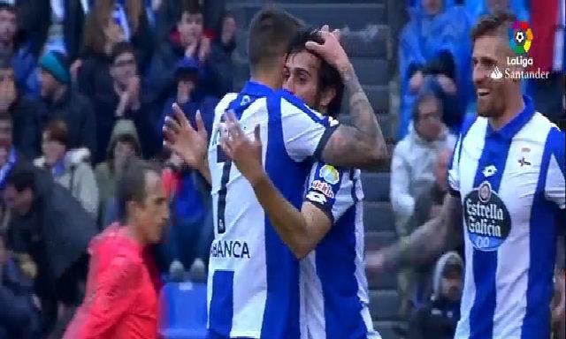 Deportivo de la Coruña vs FC Barcelona (2-1) số 8