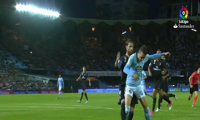 Vigo vs Real Madrid (1-4) số 10