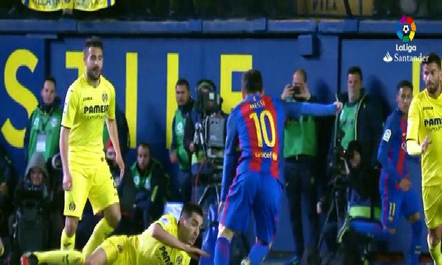 Villarreal CF vs FC Barcelona (1-1) Số 2