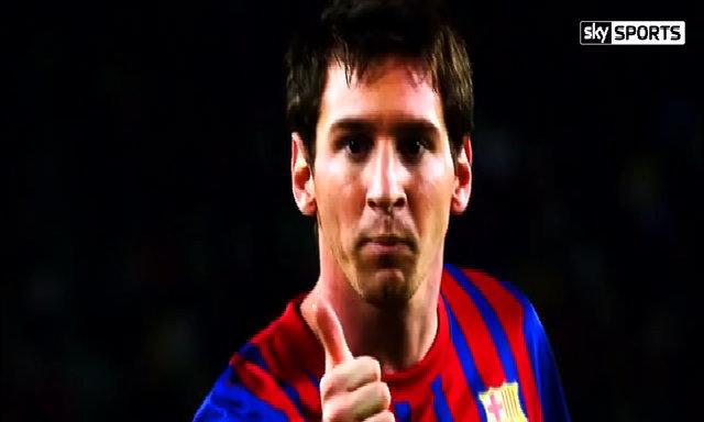 Những khoảnh khắc vĩ đại nhất của Messi