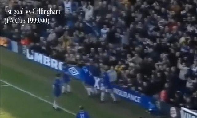 67 bàn thắng cho Chelsea của John Terry