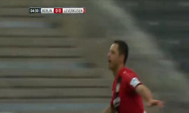 Javier Hernandez Leverkusen HD