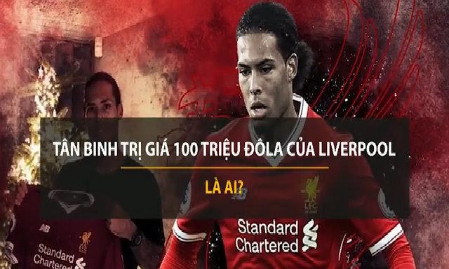 Tân binh triệu đô của Liverpool