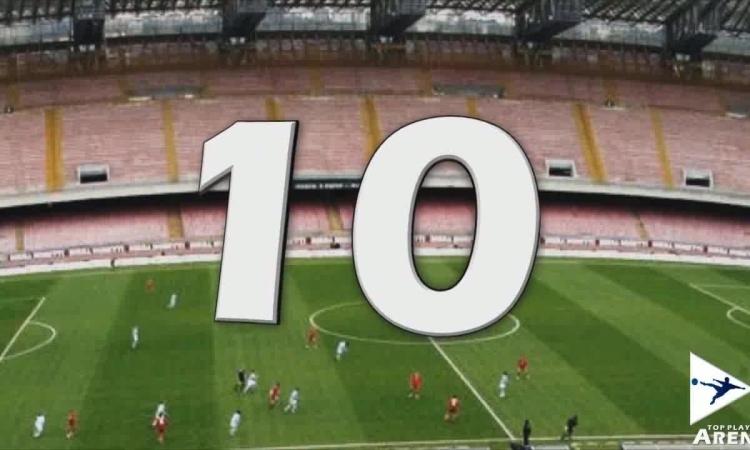 10 bàn thắng của Maradona ở Napoli
