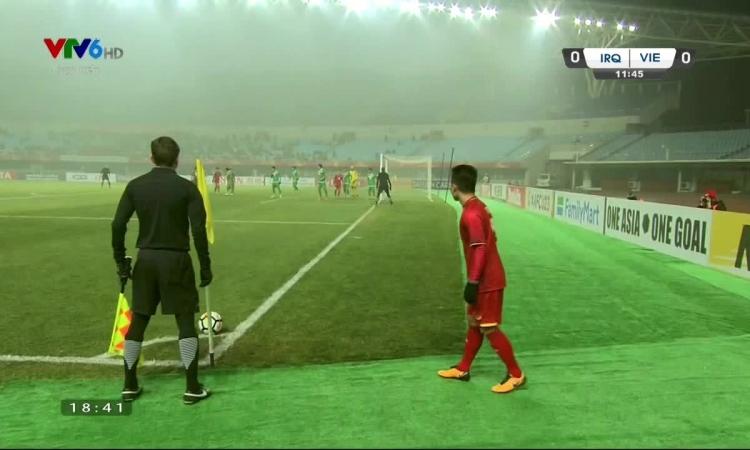 Ba bàn thắng của U23 Việt Nam trong trận tứ kết