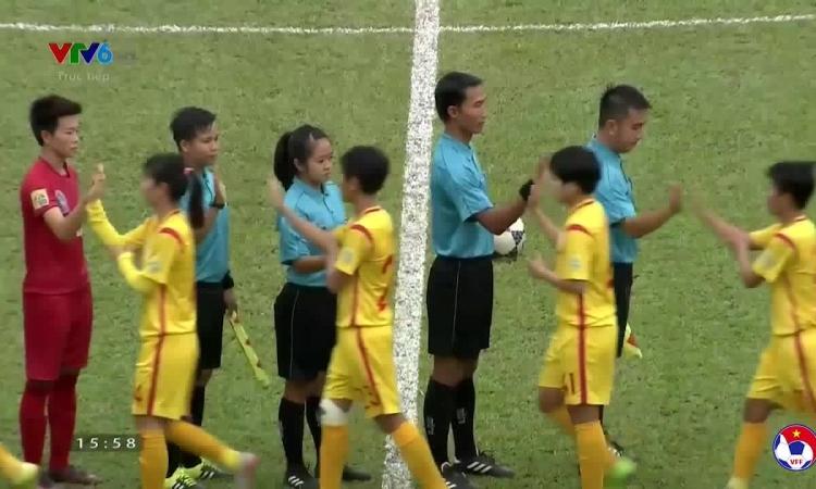 Hà Nam 1-0 TP HCM