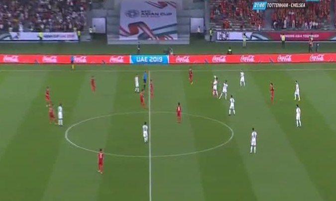 Iraq cân bằng tỷ số 1-1