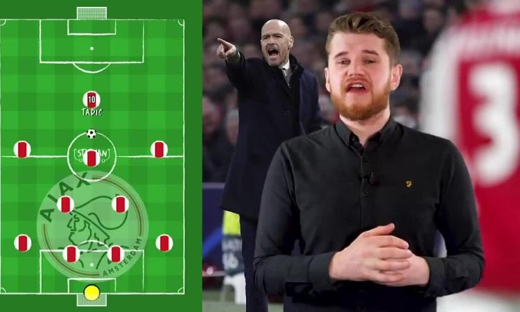 Phân tích Ajax triển khai bóng