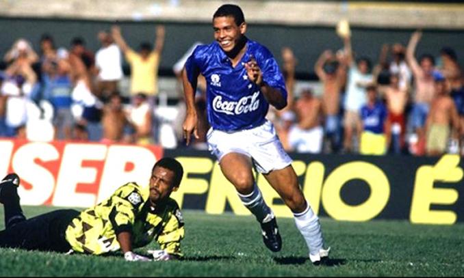 Ronaldo - Cruzeiro vs Bahia