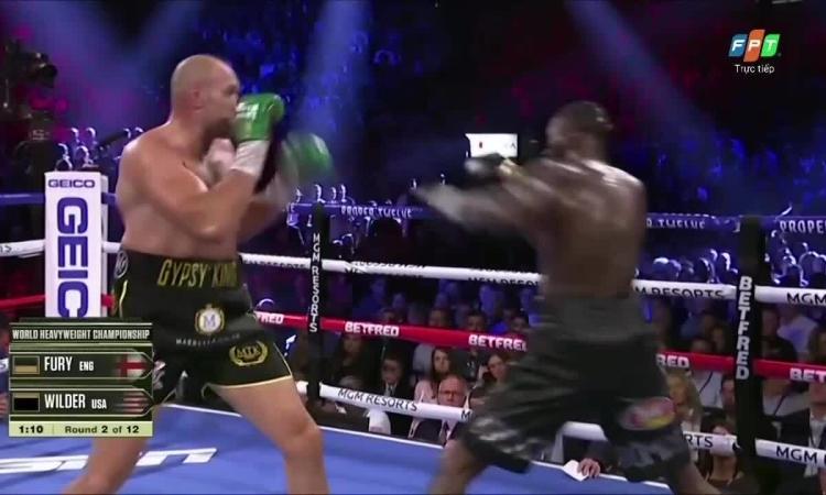 Fury đoạt đai WBC thế giới