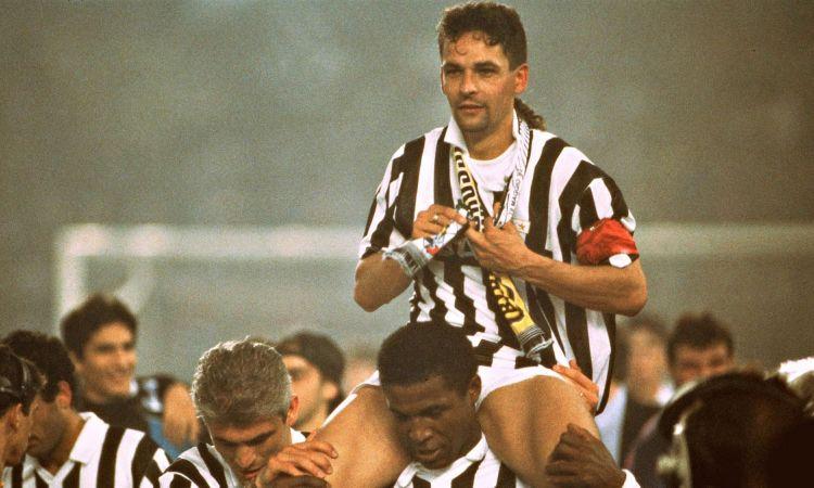 Baggio đoạt Quả Bóng Vàng 993